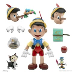Disney figurine Ultimates Pinocchio 18 cm
