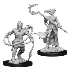 Magic the Gathering Deep Cuts pack miniatures à peindre Stoneforge Mystic & Kor Hookmaster