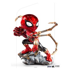 Avengers Endgame figurine Mini Co. PVC Iron Spider 14 cm