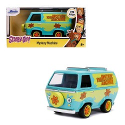 Scooby Doo 1/32 Hollywood Rides Mystery Machine métal