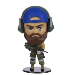 Ghost Recon Ubisoft Heroes Collection figurine Chibi Nomad 10 cm