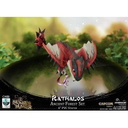 Monster Hunter statuette PVC Rathalos 10 cm