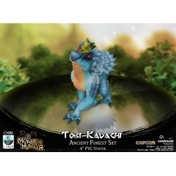 Monster Hunter statuette PVC Tobi-Kadachi 10 cm