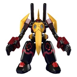 Gaiking: Legend of Daiku-Maryu figurine Moderoid Plastic Model Kit Balking 13 cm