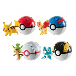 Pokemon assortiment Pokéball Throw 'n' Pop (4)