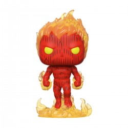 Fantastic Four POP! Marvel Vinyl figurine Human Torch 9 cm