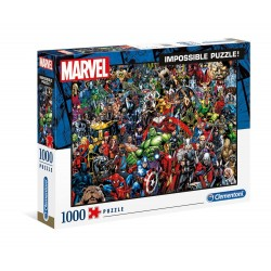 Marvel 80th Anniversary Puzzle Impossible Characters
