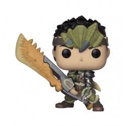 Monster Hunter POP! Games Vinyl figurine Male Hunter 9 cm