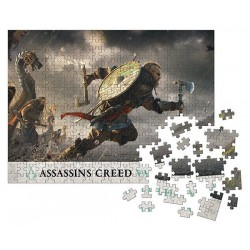 Assassin's Creed Valhalla puzzle Fortress Assault (1000 pièces)