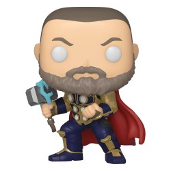 Marvel's Avengers (2020 video game) POP! Marvel Vinyl Figurine Thor 9 cm