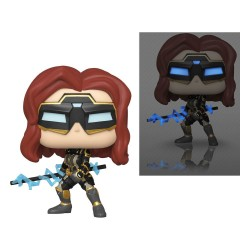 Marvel's Avengers (2020 video game) POP! Marvel Vinyl figurine Black Widow 9 cm