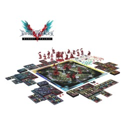Devil May Cry: The Bloody Palace jeu de plateau The Board Game *ANGLAIS*