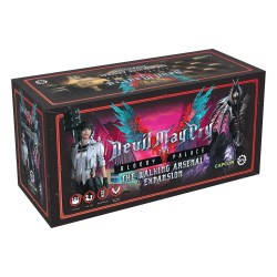 Devil May Cry: The Bloody Palace extension jeu de plateau The Walking Arsenal *ANGLAIS*