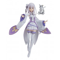 Re:ZERO -Starting Life in Another World- figurine Figma Emilia 14 cm