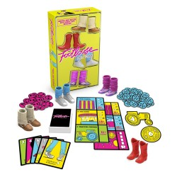 Footloose Party Game jeux de cartes *ANGLAIS*