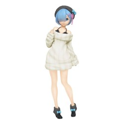 Re:Zero statuette PVC Precious Rem Knit Dress Ver. Renewal 23 cm