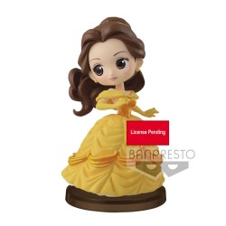 Disney figurine Q Posket Mini figurine Story of Belle Ver. D 7 cm