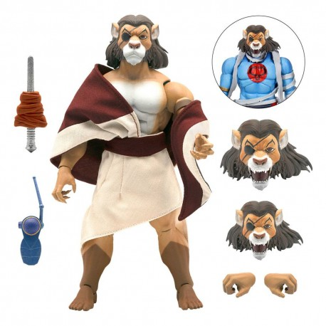 Thundercats Wave 4 figurine Ultimates Pumm-Ra 18 cm