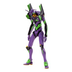 Evangelion: 3.0 figurine Plastic Model Kit 1/400 Evangelion Test Type 01 Night Combat Ver. 19 cm