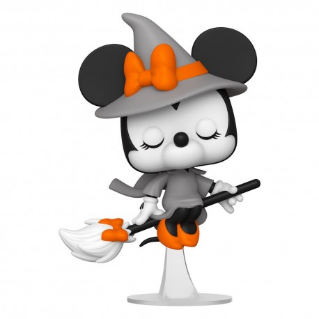 Mickey Mouse POP! Disney Halloween Vinyl figurine Witchy Minnie 9 cm