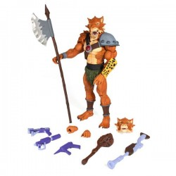 Thundercats Wave 1 figurine Ultimates Jackalman 18 cm