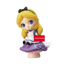 Disney figurine Sweetiny Alice Ver. A 6 cm