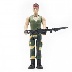 Aliens Wave 1 figurine ReAction Vasquez 10 cm