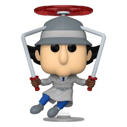 Inspecteur Gadget Figurine POP! Animation Vinyl Inspector Gadget Flying 9 cm