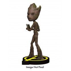 Avengers Infinity War Head Knocker Groot 20 cm