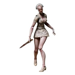 Silent Hill 2 figurine Figma Bubble Head Nurse 15 cm