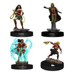 DC Comics HeroClix Battlegrounds: Wonder Woman 80th Anniversary *ANGLAIS*