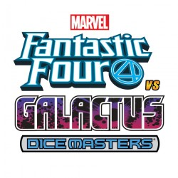 Marvel Dice Masters : Fantastic Four vs Galactus *ANGLAIS*