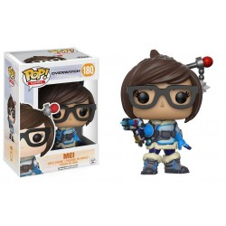 Overwatch Figurine POP! Games Vinyl Mei 9 cm