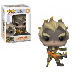 Overwatch POP! Games Vinyl Figurine Junkrat 9 cm
