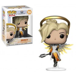 Overwatch POP! Games Vinyl Figurine Mercy 9 cm