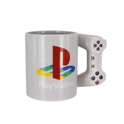 PlayStation mug 3D Controller