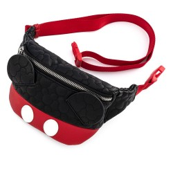 Disney POP! by Loungefly ceinture avec sac Mickey Mouse Cosplay