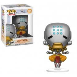 Overwatch POP! Games Vinyl Figurine Zenyatta 9 cm