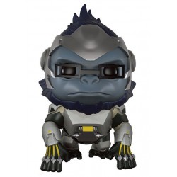 Overwatch Super Sized POP! Games Vinyl Figurine Winston 14 cm