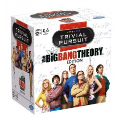 The Big Bang Theory jeu de cartes Trivial Pursuit *ANGLAIS*