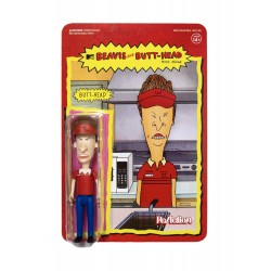Beavis & Butt-Head Wave 1 figurine ReAction Burger World Butthead 10 cm