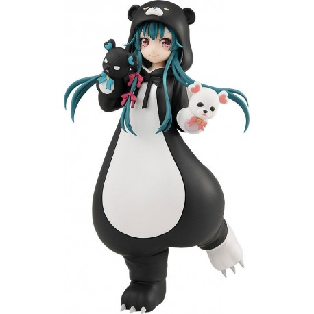 Kuma Kuma Kuma Bear statuette PVC Pop Up Parade Yuna 17 cm