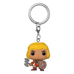 Masters of the Universe porte-clés Pocket POP! Vinyl Classic He-Man 4 cm