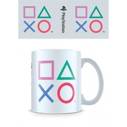 Sony PlayStation mug Shapes