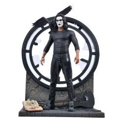 The Crow Movie Gallery statuette PVC The Crow 23 cm