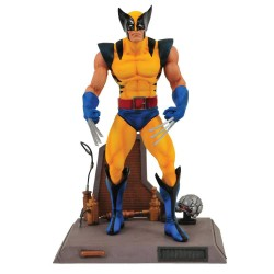 Marvel Select figurine Wolverine 18 cm