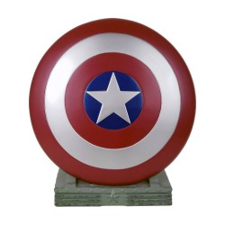 Marvel buste / tirelire Captain America Shield 25 cm