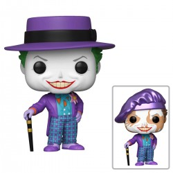 Batman 1989 POP! Heroes Vinyl figurine Joker 9 cm