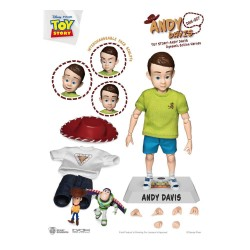 Toy Story figurine Dynamic Action Heroes Andy Davis 21 cm