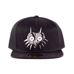 The Legend of Zelda casquette Snapback White Majora's Mask